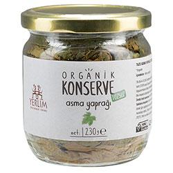 Yerlim Organic Vine Leaf (Saltless) 230g