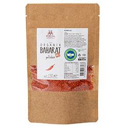 Yerlim Organic Red Hot Chili Pepper 50g