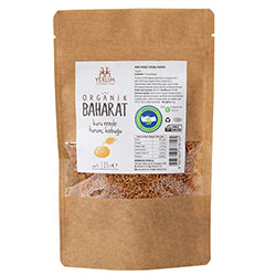 Yerlim Organic Grated Bitter Orange Peel 25g
