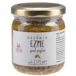 Yerlim Organic Green Olive Paste 175g