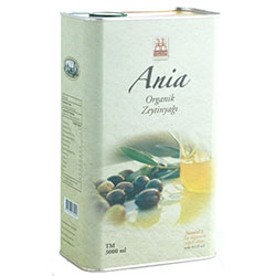 Yerlim Organic Olive Oil (Ania Natural) 3000ml (Tin)