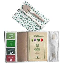 Yeşil Günlük (Fatih Dikmen, Zeynep Sevde, Taze Kitap)