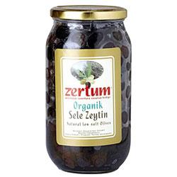 Zertum Organic Black Olive 900g