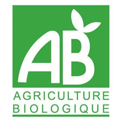 AB (Agriculture Biologique) Certified Organic