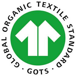 GOTS Certified Textil