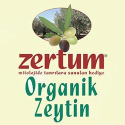 Zertum Organik Zeytin