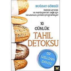 10 Günlük Tahıl Detoksu (William Davis)