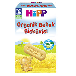 HiPP Organik Bebek Bisküvisi 150gr