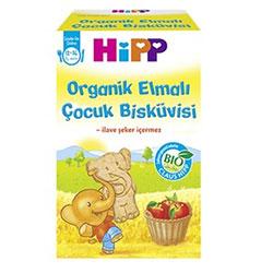 HiPP Organik Elmalı Çocuk Bisküvisi 150gr