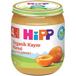 HiPP Organik Kayısı Püresi Kavanoz Maması 125gr