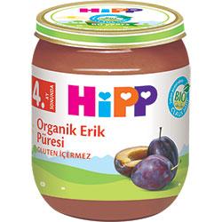 HiPP Organik Erik Püresi Kavanoz Maması 125gr