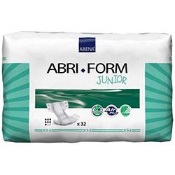 Abri-Form Ekolojik Çocuk Bezi Junior 7 (XS-2) 32 Adet