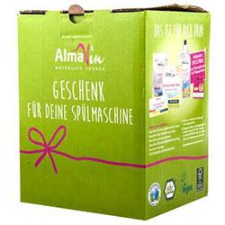 AlmaWin Organik Bulaşık Makinesi Seti (4 Ürün)