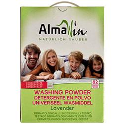 AlmaWin Organic Heavy-Duty Washing Powder  White + Color  4 6kg
