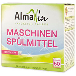 AlmaWin Organic Dishwasher Powder 1 250kg