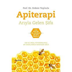 Apiterapi - Arıyla Gelen Şifa  Prof Dr  Erdem Yeşilada