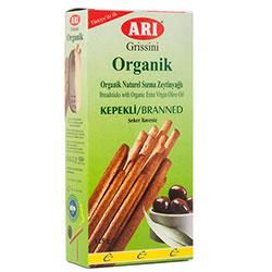 ARI Organik Grissini (Kepekli) 125gr
