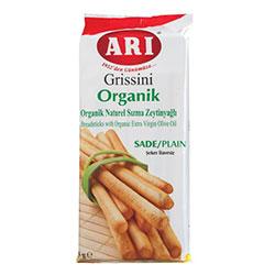 ARI Organik Grissini (Sade) 125gr