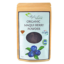 Ayhan Ercan Superfoods Organik Maqui Berry Tozu 85gr