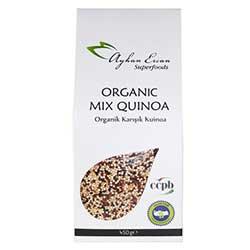 Ayhan Ercan Superfoods Organik Karışık Kinoa (Quinoa) 450gr