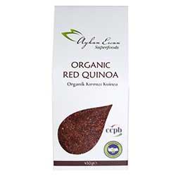 Ayhan Ercan Superfoods Organik Kırmızı Kinoa (Quinoa) 450gr