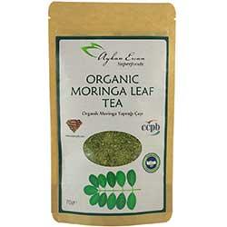 Ayhan Ercan Superfoods Organik Moringa Yaprağı Çayı 70gr