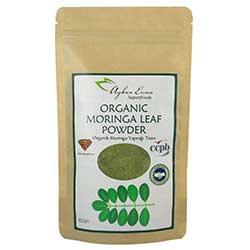 Ayhan Ercan Superfoods Organik Moringa Yaprağı Tozu 100gr