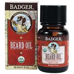 Badger Organik Sakal Besleyici Bakım Yağı 30ml
