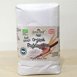 BAKTAT Organik Özel Amaçlı Buğday Unu 1Kg