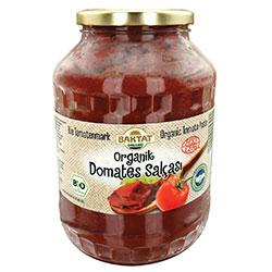 BAKTAT Organik Domates Salçası 1650gr