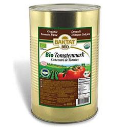 BAKTAT Organik Domates Salçası 4,5kg