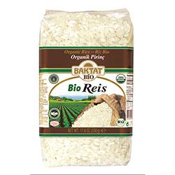 BAKTAT Organik Pirinç 500gr