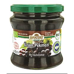 BAKTAT Organik Üzüm Pekmezi 450gr