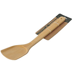 Bambum Doğal Bambu Derin Spatula (Victor)