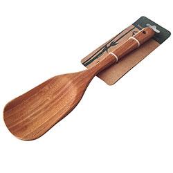 Bambum Doğal Bambu Derin Kaşık (Fusilli)