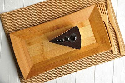 Bambum Doğal Bambu Tepsi (Americano, Küçük)