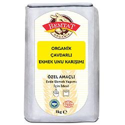 Bemtat Organik Çavdarlı Ekmek Unu Karışımı 1 Kg