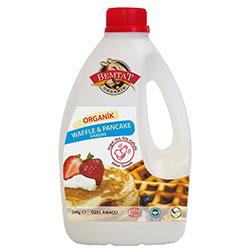 Bemtat Organik Waffle-Pankek Toz Karışımı 200g