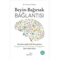 Beyin-Bağırsak Bağlantısı  Dr  Emeran Mayer  Paloma Yayınları