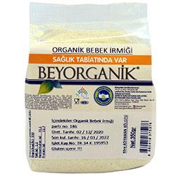 Beyorganik Organik Bebek İrmiği 350g