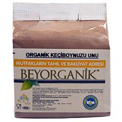 Beyorganik Organik Keçiboynuzu Unu 250g