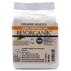 Beyorganik Organik Mısır Nişastası 400g