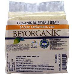 Beyorganik Organik Ruşeymli İrmik 350g