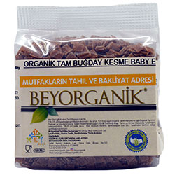 Beyorganik Organik Tam Buğday Kesme Erişte  Baby  250g