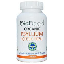 Biofood Organik Psyllium İçecek Tozu (Karnıyarık Otu) 250gr
