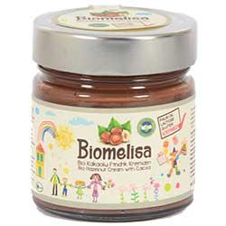BioMelisa Organik Kakaolu Fındık Kreması 270gr