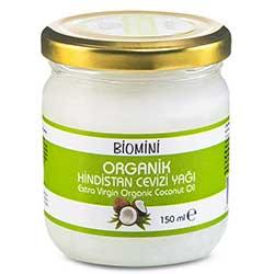 Biomini Organik Hindistan Cevizi Yağı 150ml