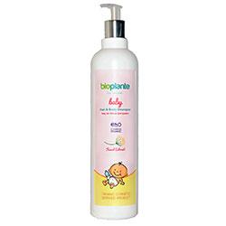 Bioplante Organik Bebek Saç ve Vücut Şampuanı 400ml