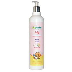 Bioplante Organic Baby Hair & Body Shampoo 150ml