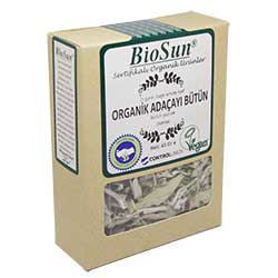BioSun Organik Adaçayı (Bütün) 40gr